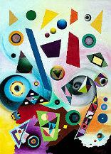 l`atelier du pouzadoux auvergne moreso manuel peinture artistique peintre toile tableau acrylique abstrait contemporain moderne