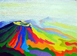 Manuel Moreso l`atelier du pouzadoux auvergne issoire perrier peinture artistique puy de dome chaine des puys volcans