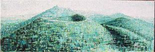 Manuel Moreso atelier du pouzadoux auvergne issoire perrier vannerie peinture artistique puy de dome chaine des puys